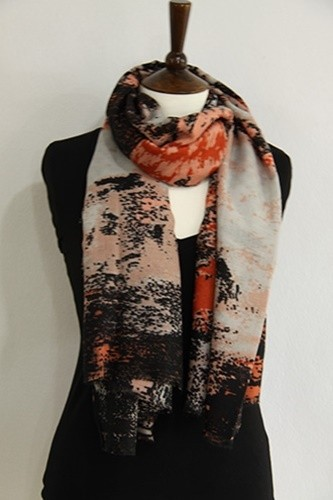 Ladies Scarf by Zelly