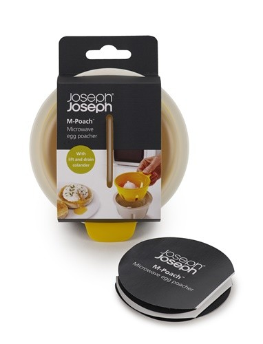 Joseph Joseph Single M-Poach Microwave Egg Poacher