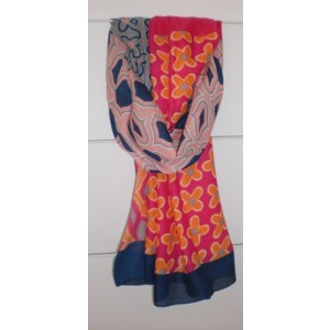 Ladies Scarf Bold Patterns