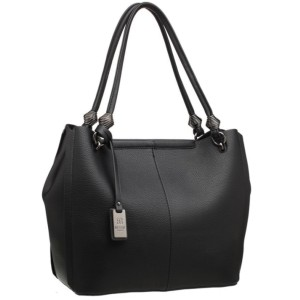 Bessie London Shoulder Bag in Black