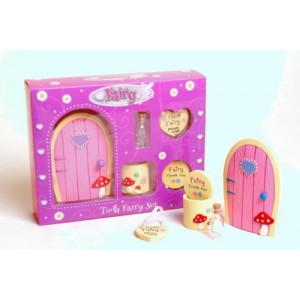 Fairy Friendship Door & Tooth Box