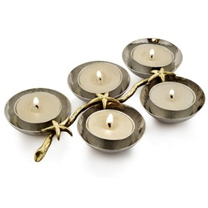 Spice Stem - 5 Tea Light, Spice or Sauce Holders