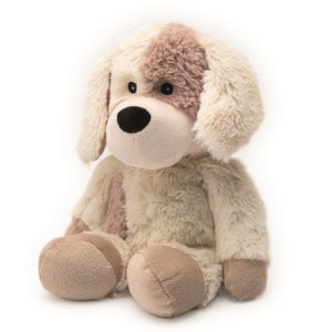 Warmies® Microwavable Heatable Lavender Cozy Plush Puppy