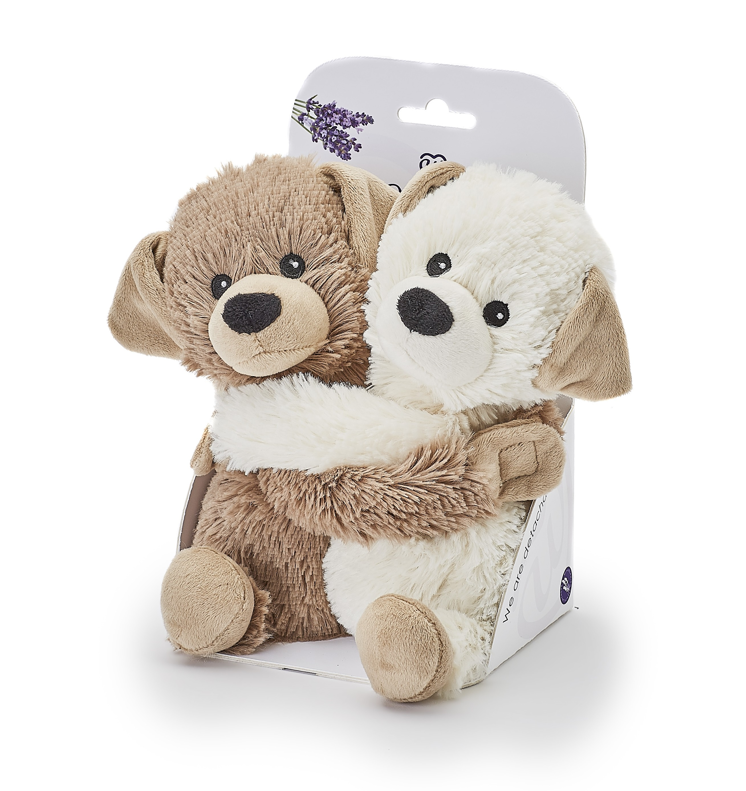 Puppy Microwaveable Hugs Toy