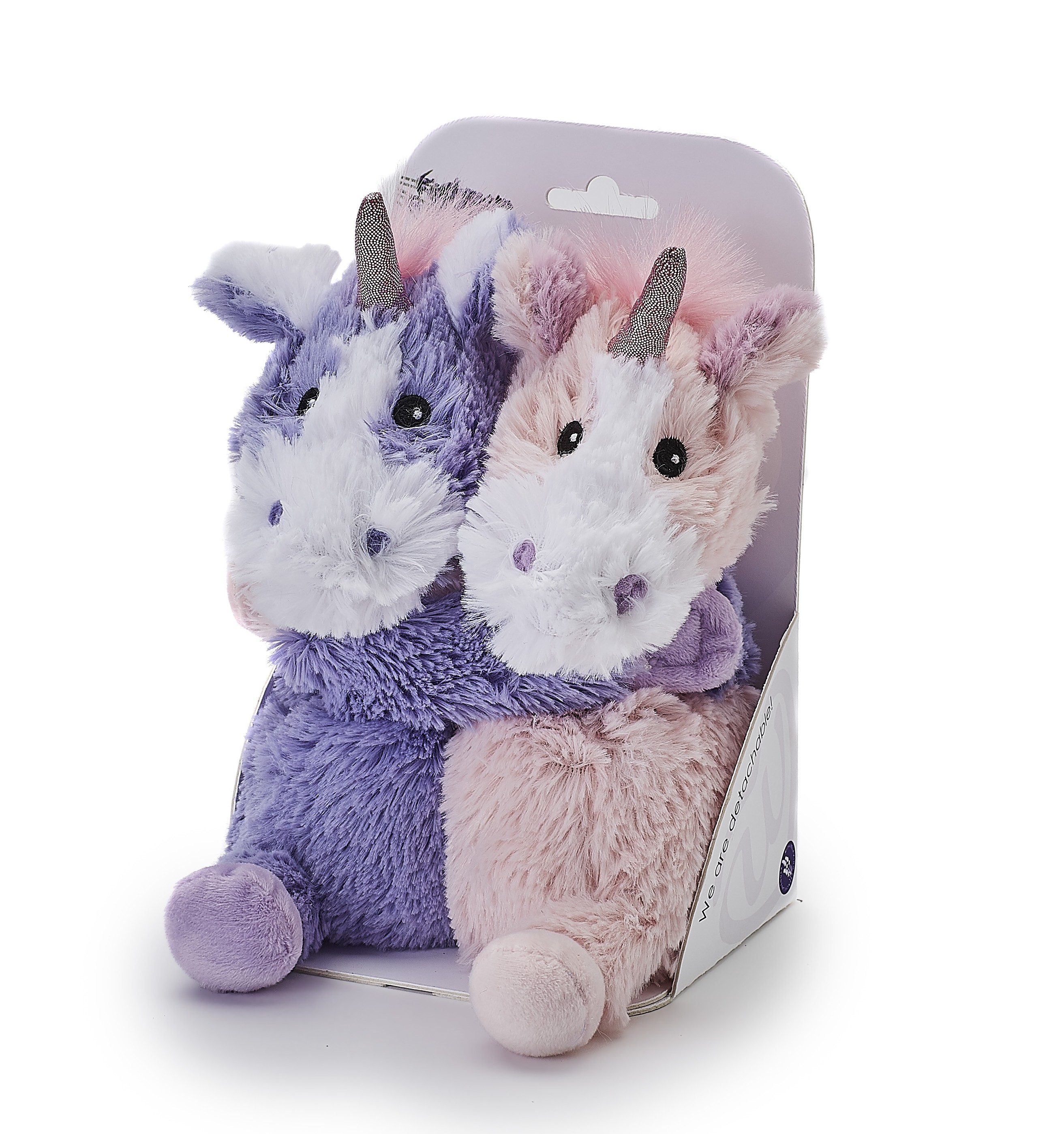 Warmies Unicorn Microwaveable Hugs Toy