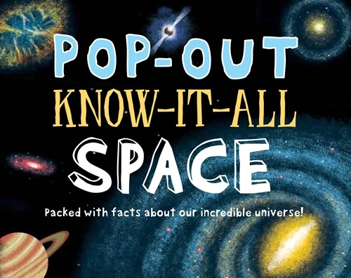 Pop-Out Know-It-All Space Book - Includes Poster