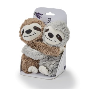 Warmies Sloth Microwaveable Hugs Toy
