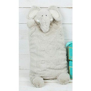 Elephant Hot Water Bottle Cover/PJ Case by Jomanda