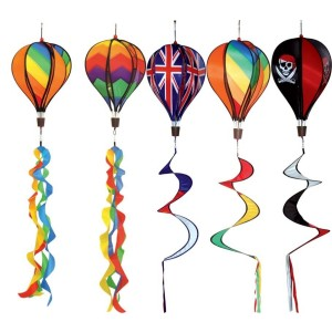 Spirit of Air Hot Air Balloon Spinners - Large or Small
