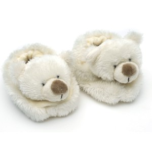Bear Baby Slippers