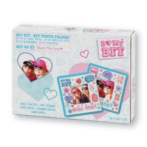 BmyBFF DIY Kit - Photoframe Set of 2