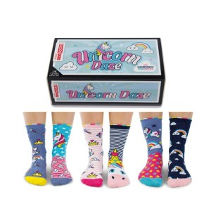 United OddSocks Unicorn Daze Girls Socks