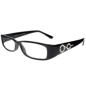 Bella Black Ladies Reading Glasses