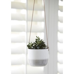 Burgon & Ball Ripple Hanging Pot