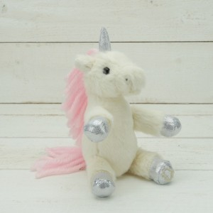Mini Unicorn Soft Toy by Jomanda
