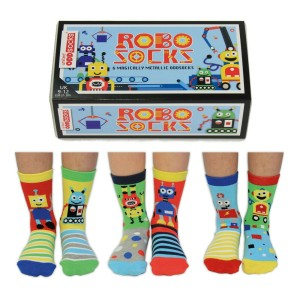 United Oddsocks Robo Socks