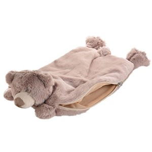Teddy Bear Pyjama Case & Hot Water Bottle Cover